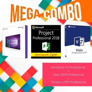Windows-10-Professional-+-Visio-2019-Professional-+-Project-2019-Professional-