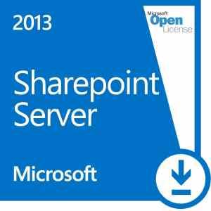 Microsoft Sharepoint Server 2013 (1)