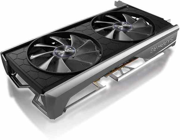 Sapphire 11295-05-20G Radeon Nitro+ RX 5500 XT 4