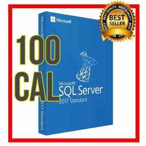 SQL Server 2017 - 100 CAL (2)