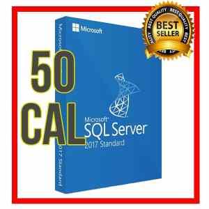 SQL Server 2017 - 50 CAL (2)
