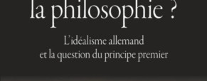 Recension – Comment fonder la philosophie ?
