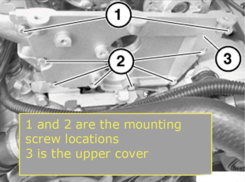 medium resolution of bmw v8 valve cover gasket