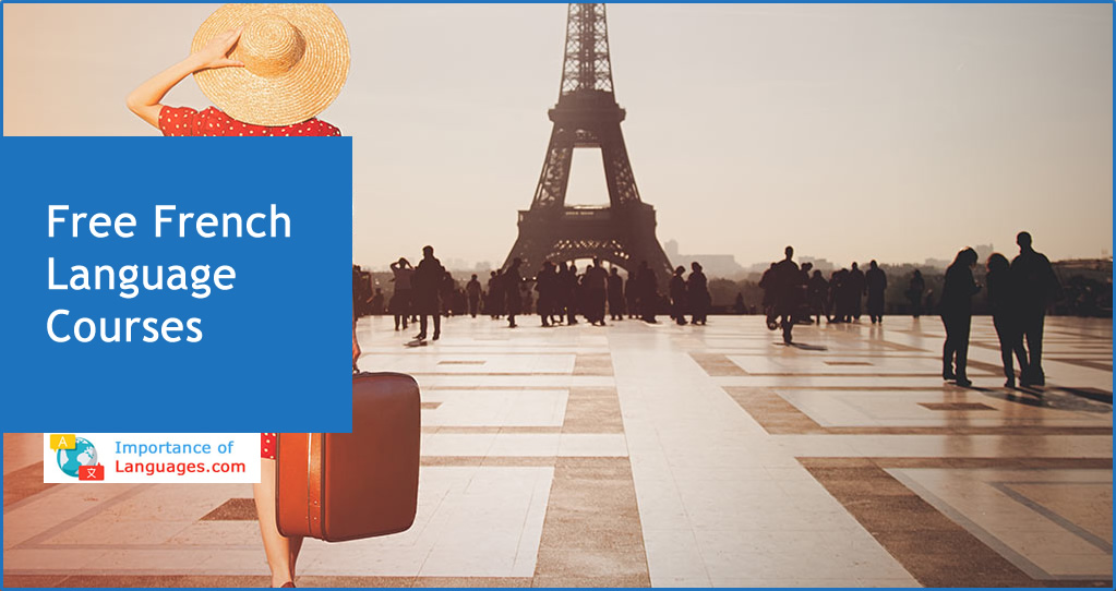 Free French Language Courses