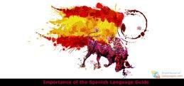 Importance Spanish Language