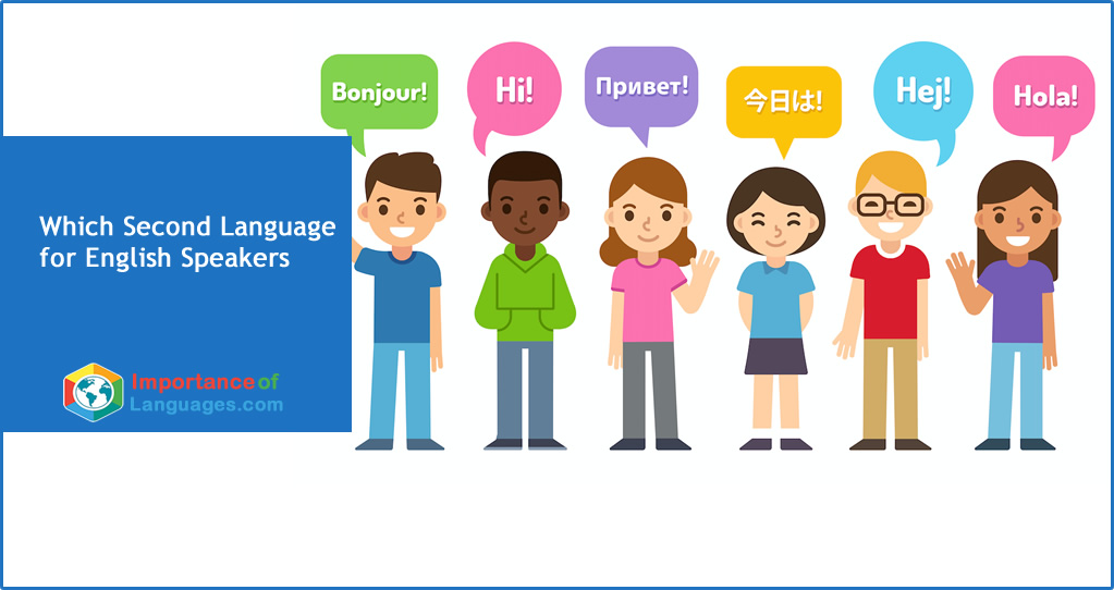 Which Second Language for English Speakers?