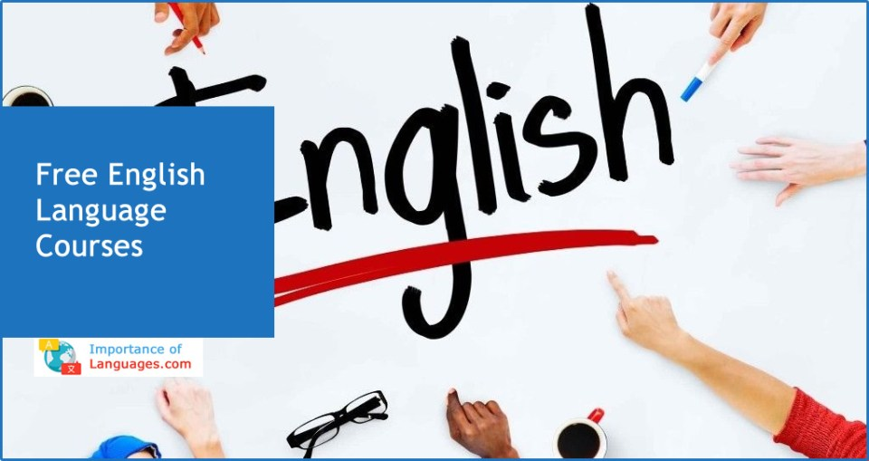free english lanaguage courses