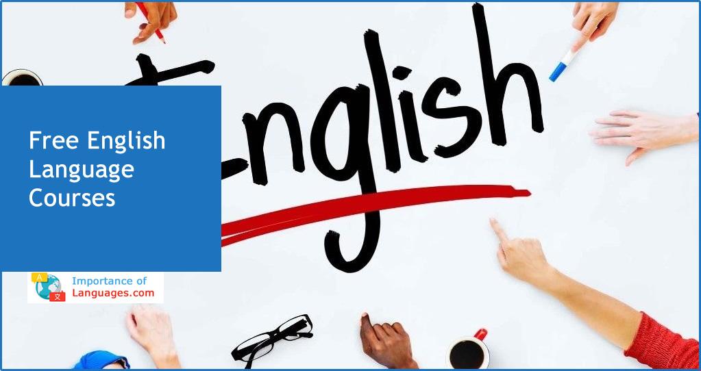 free english lanaguage courses