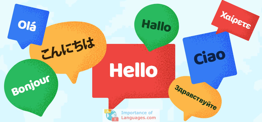 Language Personal Communication