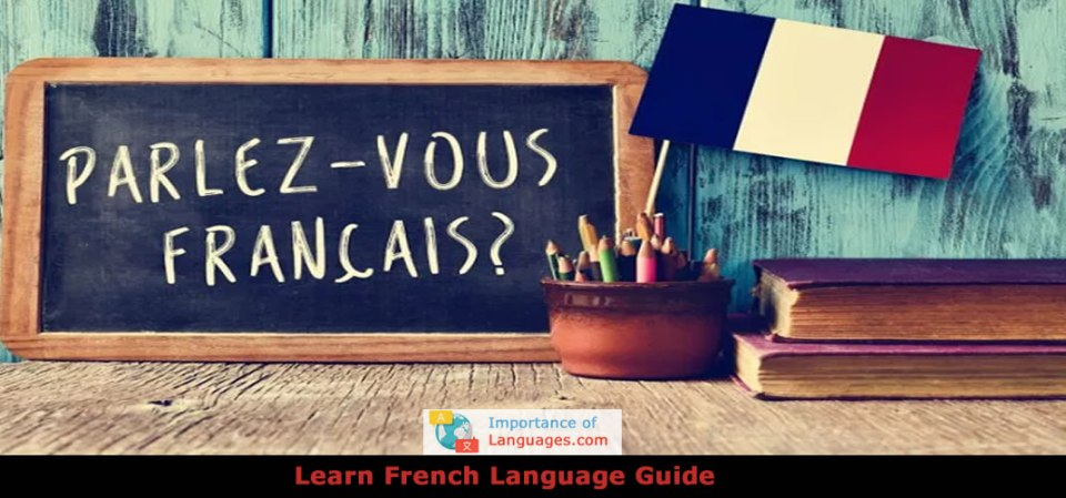 Learn french language guide