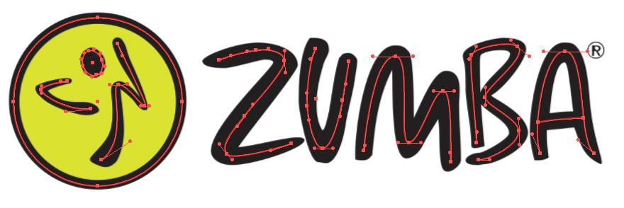zumba logo refresh redesign
