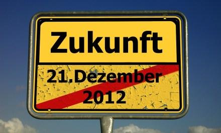 2012: Was wissen wir über die Zukunft?