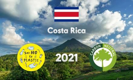 In Sachen Umweltschutz zeigt Costa Rica allen wo der Hammer hängt!