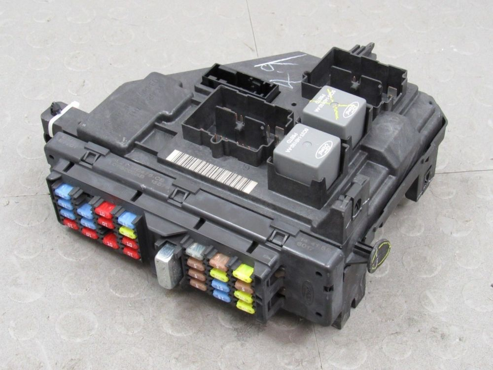 medium resolution of 06 explorer mountaineer 07 sport trac bcm sjb smart fuse box 6l2t 14b476