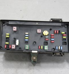 08 09 dodge ram tipm totally integrated power module fuse box 68028002ab g [ 1600 x 1200 Pixel ]