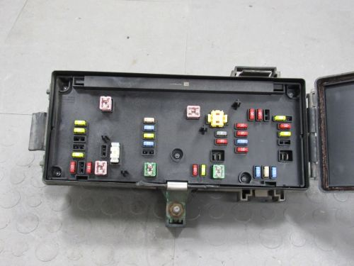 small resolution of 08 09 dodge ram tipm totally integrated power module fuse box 68028002ab g