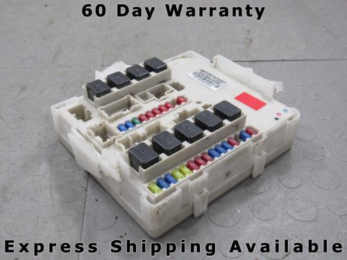 small resolution of 07 09 titan armada xterra qx56 ipdm bcm body module fuse box 284b6 ze00c