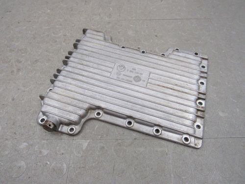small resolution of 03 05 land rover range rover 4 4l m62 lower aluminum engine oil cover pan oem b