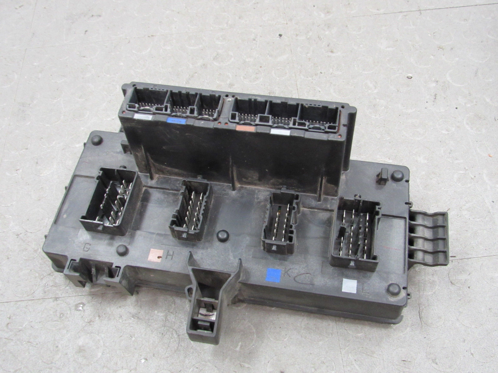 hight resolution of 08 09 dodge ram tipm totally integrated power module fuse box 68028002ad f importapart