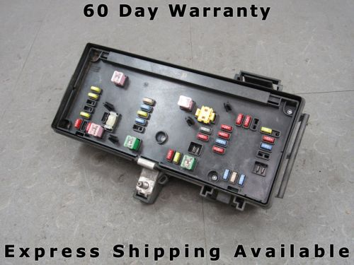 small resolution of 08 09 dodge ram tipm totally integrated power module fuse box 68028002ad f