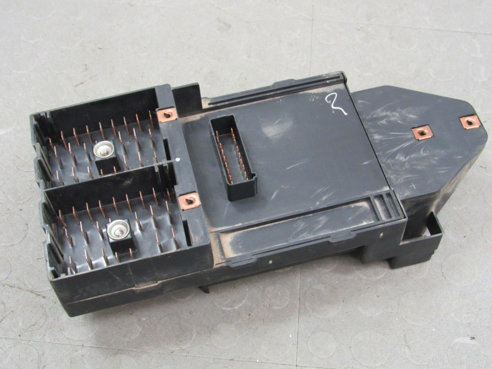 medium resolution of 97 98 ford f150 interior dash fuse box junction relay block f85b 14a067