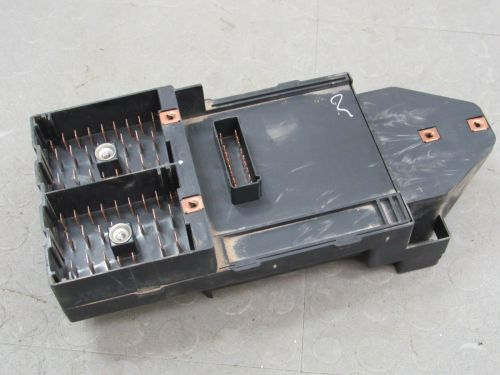 small resolution of 97 98 ford f150 interior dash fuse box junction relay block f85b 14a067