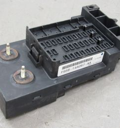 97 98 ford f150 interior dash fuse box junction relay block f85b 14a067 aa m [ 1600 x 1200 Pixel ]