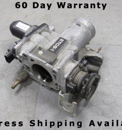 98 00 lexus gs300 etcs i throttle body acuator assembly w tps 22030 46150 xi [ 1600 x 1200 Pixel ]