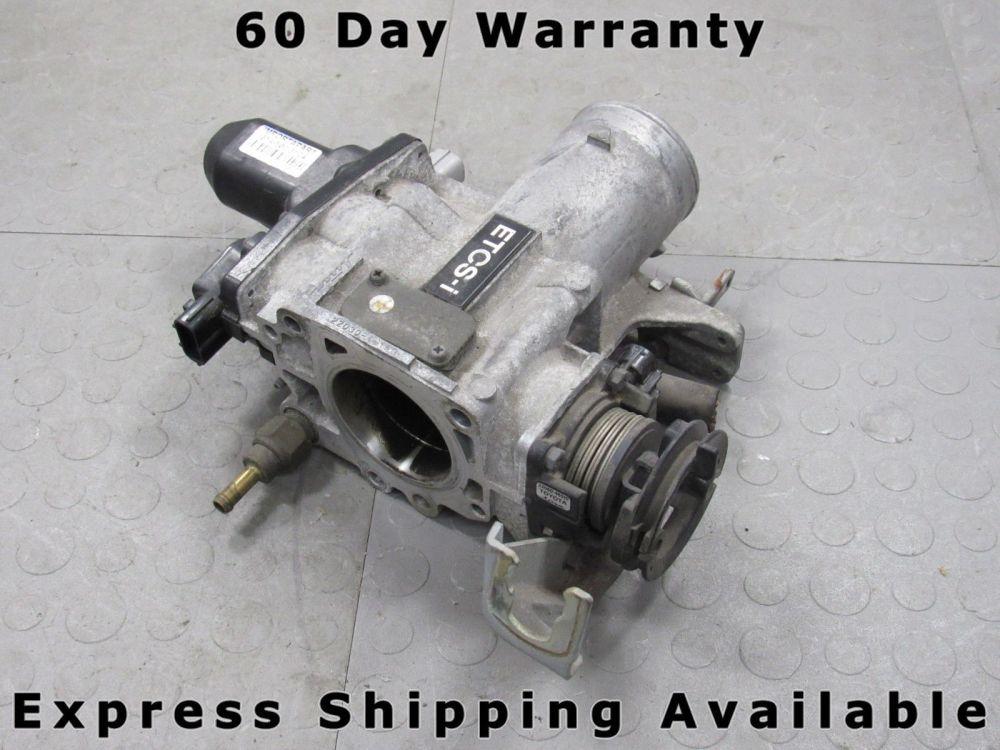 medium resolution of 98 00 lexus gs300 etcs i throttle body acuator assembly w tps 22030 46150 xi