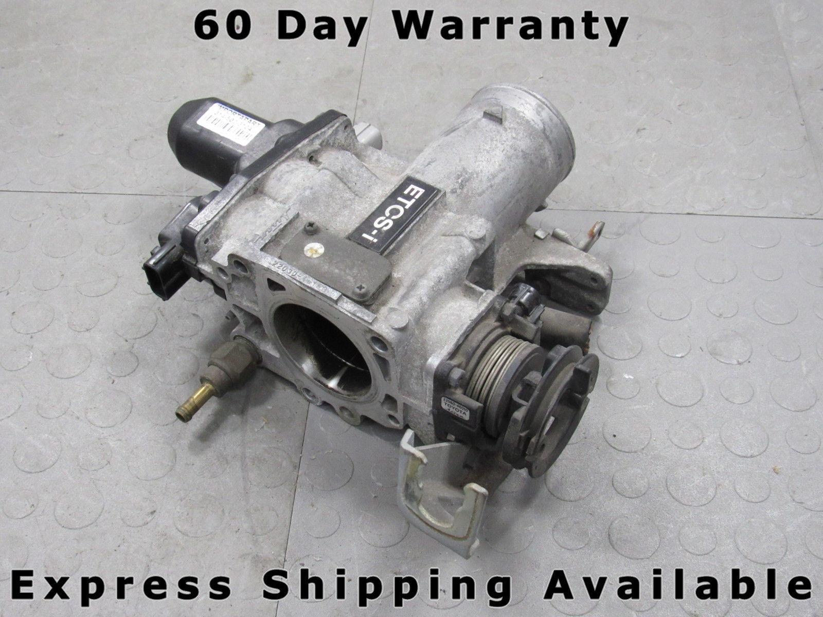 hight resolution of 98 00 lexus gs300 etcs i throttle body acuator assembly w tps 22030 46150 xi