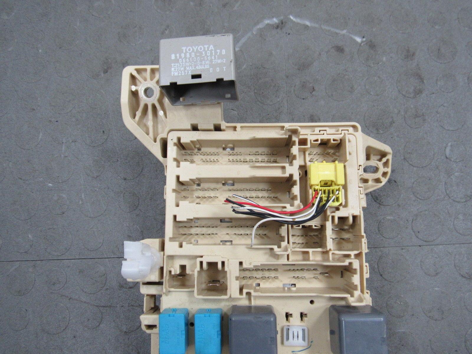 hight resolution of 07 10 lexus es350 fuse box relay multiplex module driver side 8273007 10 lexus es350 fuse box relay multiplex module driver side 82730 33602 a u2013