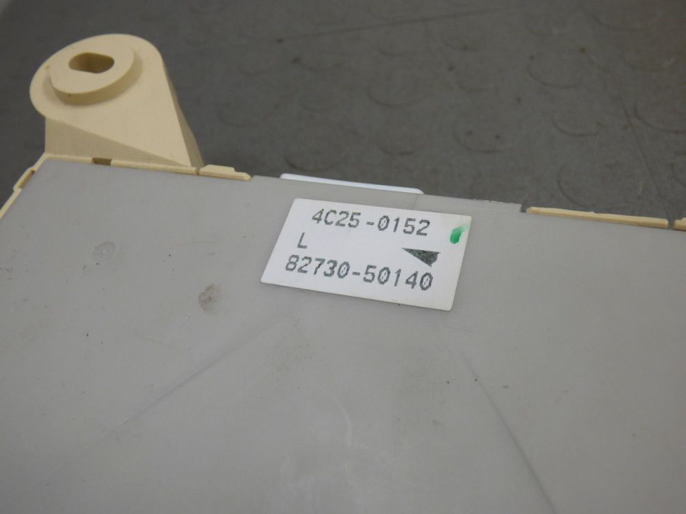 medium resolution of 04 06 lexus ls430 right rh passengers bcm junction block fuse box 82730 50140