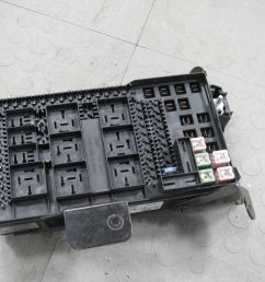 02 ford f250 f350 under dash fuse box junction relay block 2c7t 14a067 an [ 1600 x 1200 Pixel ]