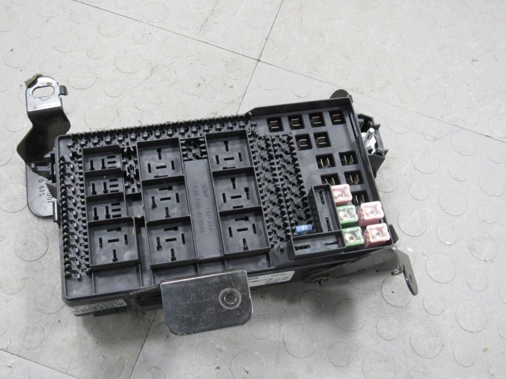 medium resolution of 02 ford f250 f350 under dash fuse box junction relay block 2c7t 14a067 an