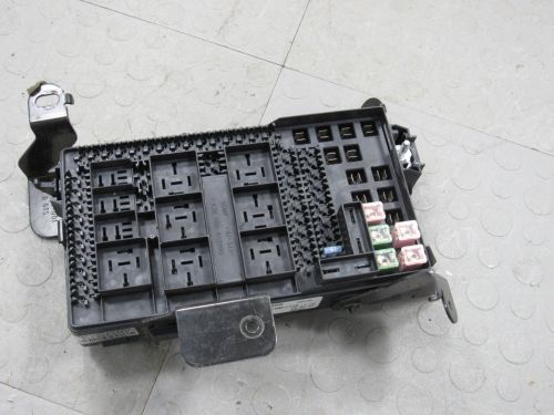 small resolution of 02 ford f250 f350 under dash fuse box junction relay block 2c7t 14a067 an