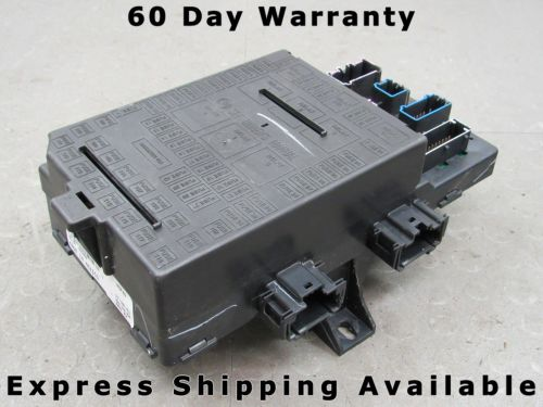 small resolution of 05 expedition navigator interior fuse relay box block center 5l1t 14a067 ac ad