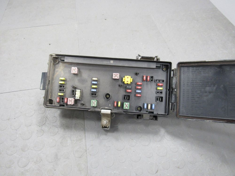 medium resolution of 07 dodge ram tipm totally integrated power module fuse box block 04692117ai a