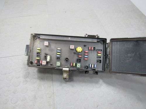 small resolution of 07 dodge ram tipm totally integrated power module fuse box block 04692117ai a