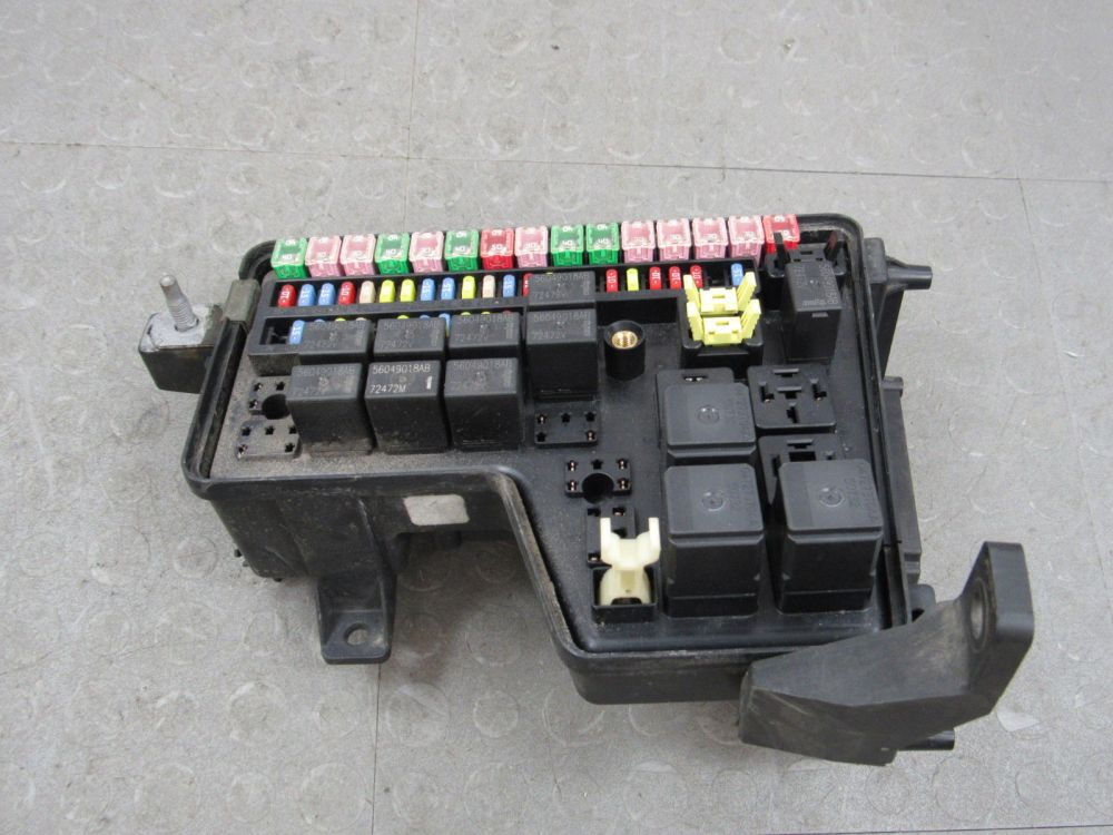 medium resolution of 02 03 dodge ram integrated power distribution module fuse box rh importapart com 03 dodge ram