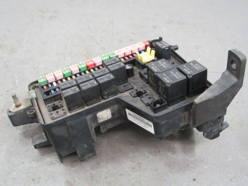small resolution of 02 03 dodge ram truck integrated power module fuse box block 56049680aa dc