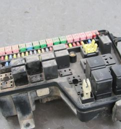 03 05 dodge ram integrated power distribution module fuse box 05026034ab dy [ 1600 x 1200 Pixel ]