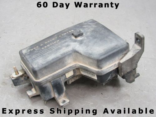 small resolution of 03 05 dodge ram integrated power distribution module fuse box 05026034ab dy