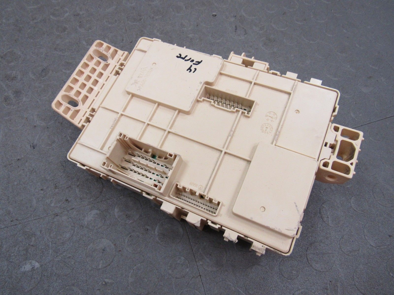 hight resolution of 14 16 kia forte koup forte5 interior cabin fuse box junction block 91950 a7030