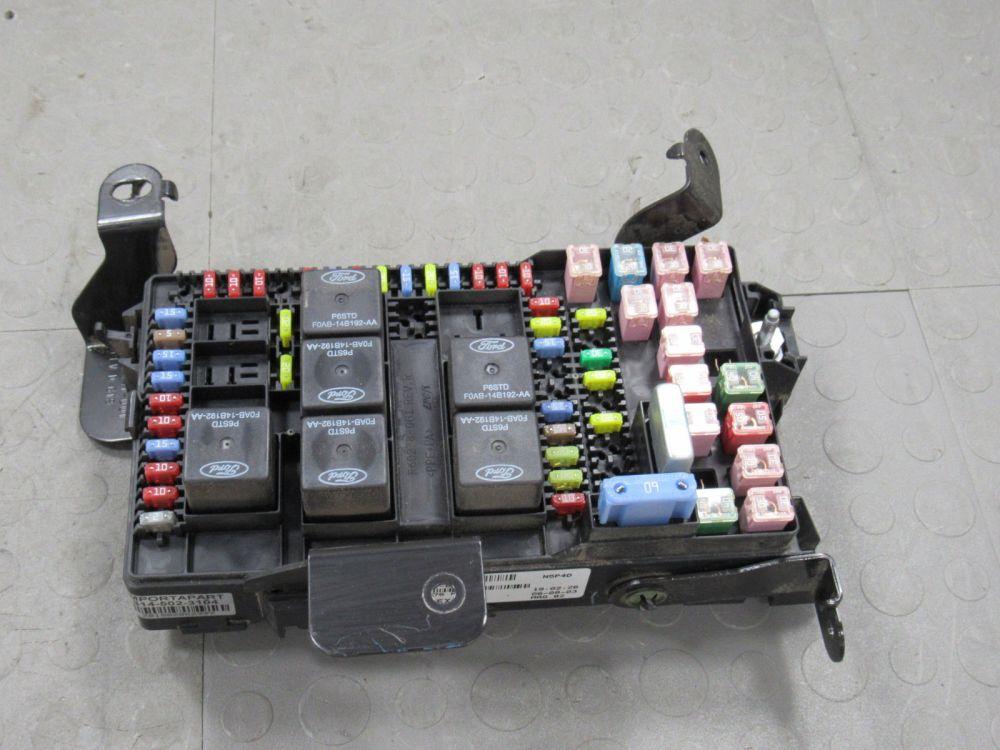 medium resolution of 03 04 ford f250 f350 under dash fuse box junction relay ford f550 super duty fuse diagram 03 ford f250 fuse box diagram