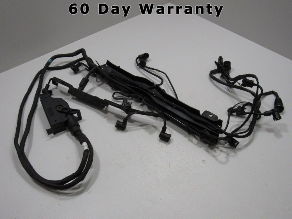 medium resolution of 94 95 mercedes sl320 s320 2006 update engine wire wiring harness 140 540 69 32 b