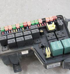 02 03 dodge ram integrated power distribution module fuse box 56049011af eg [ 1600 x 1200 Pixel ]