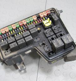 02 03 dodge ram integrated power distribution module fuse box 2002 dodge ram 1500 fuse box [ 1600 x 1200 Pixel ]