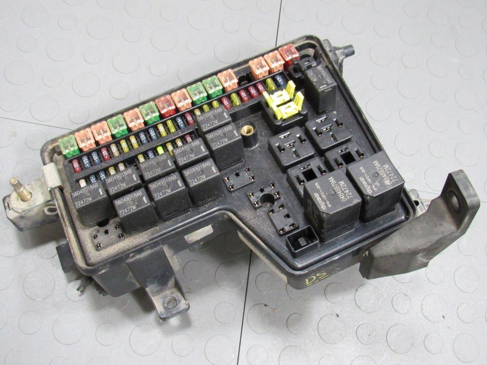 medium resolution of 02 03 dodge ram integrated power distribution module fuse box 2002 dodge ram 1500 fuse box