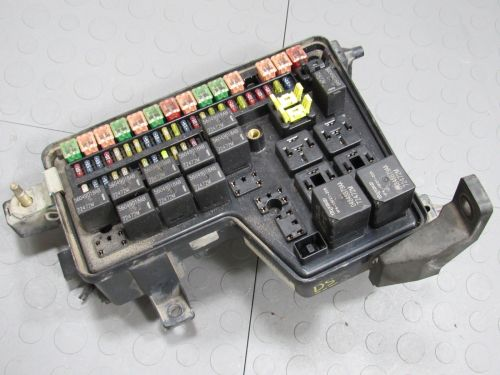 small resolution of 02 03 dodge ram integrated power distribution module fuse box 2002 dodge ram 1500 fuse box