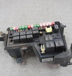02 03 dodge ram truck integrated power module fuse box block 1996 dodge dakota fuse box [ 1600 x 1200 Pixel ]
